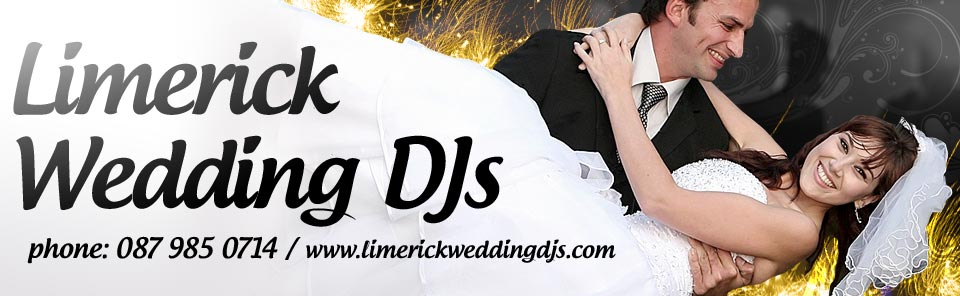 Wedding DJ Hire Adare